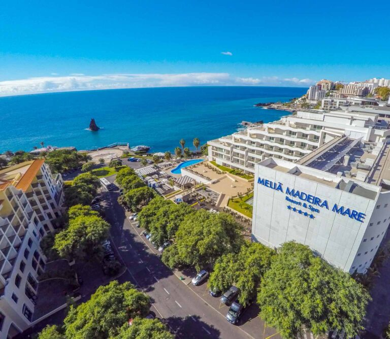 Melia Madeira Mare exclusive section hotel